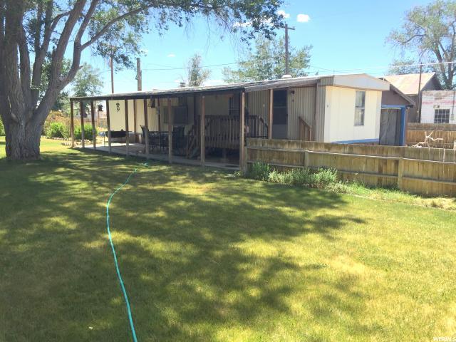 单亲家庭 为 销售 在 20 E CENTER 20 E CENTER Lynndyl, 犹他州 84640 美国