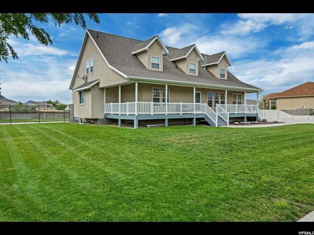 单亲家庭 为 销售 在 2866 S TRUSCOTT Court 2866 S TRUSCOTT Court Magna, 犹他州 84044 美国