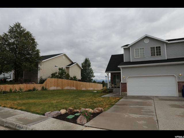 Twin Home for Sale at 407 N PEACH Street Santaquin, Utah 84655 United States