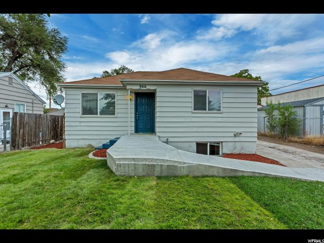 966 W 800 Salt Lake City, UT 84104 - MLS #: 1480766