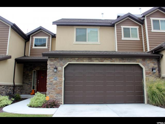 Casa unifamiliar adosada (Townhouse) por un Venta en 964 S ASPEN WAY Provo, Utah 84606 Estados Unidos