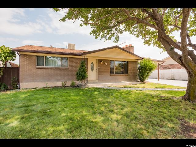 4281 S DENO DR West Valley City, UT 84120 - MLS #: 1480789