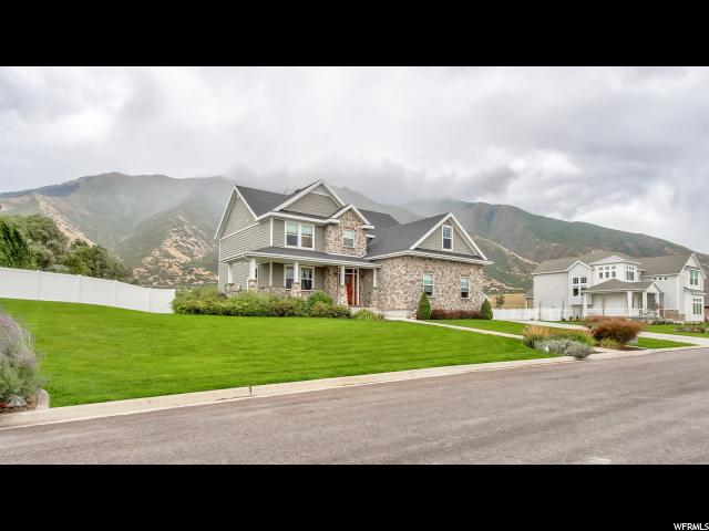Additional photo for property listing at 1867 S HILLCREST Circle 1867 S HILLCREST Circle Mapleton, Utah 84664 États-Unis