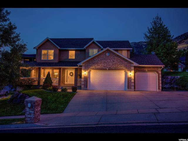 Single Family for Sale at 873 E RIDGELINE Circle Centerville, Utah 84014 United States