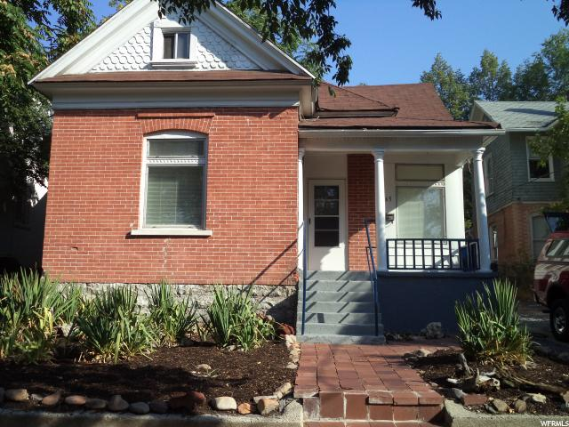 Duplex for Sale at 465 E 1ST N Avenue 465 E 1ST N Avenue Unit: 465/67 Salt Lake City, Utah 84103 United States