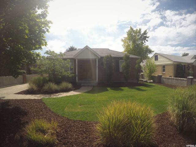 1566 E 3045 S, Salt Lake City UT 84106