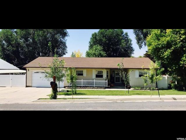 Unifamiliar por un Venta en 311 N MAIN Street 311 N MAIN Street Malad City, Idaho 83252 Estados Unidos