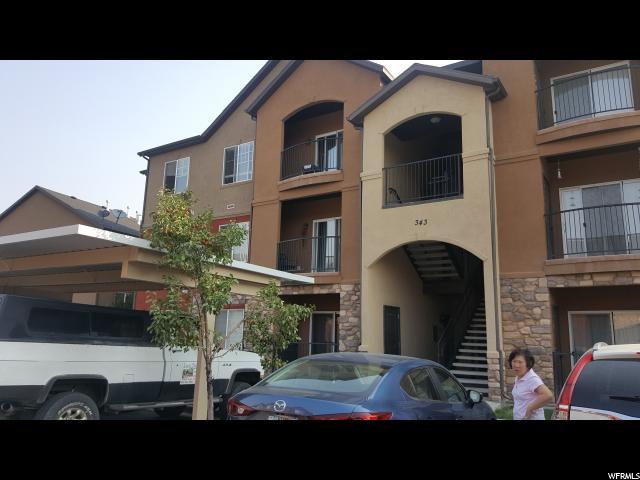 Condominium for Sale at 343 S 790 W 343 S 790 W Unit: 303 Pleasant Grove, Utah 84062 United States
