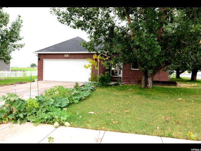 Один семья для того Продажа на 411 E EAGLE WAY 411 E EAGLE WAY Preston, Айдахо 83263 Соединенные Штаты
