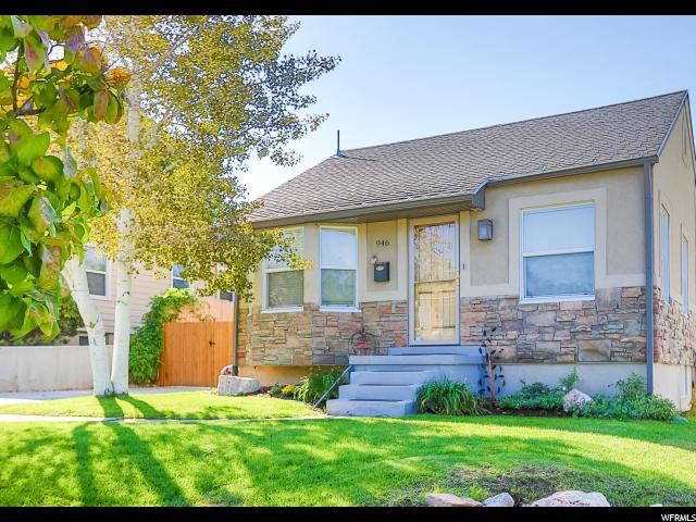 946 E LOWELL AVE, Salt Lake City UT 84102