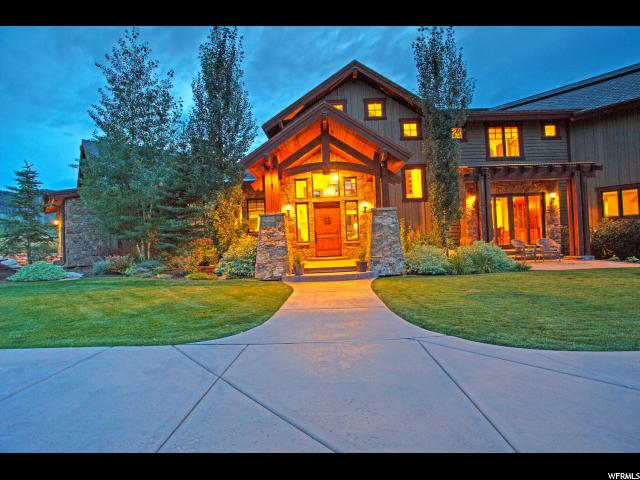4135 N TWO CREEKS LN, Park City UT 84098