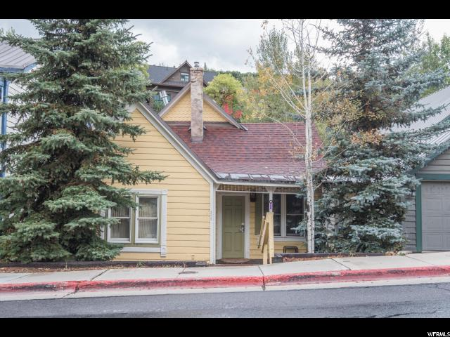170 MAIN ST, Park City UT 84060