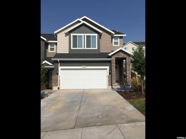 Townhouse for Sale at 4163 N FREMONT Drive 4163 N FREMONT Drive Lehi, Utah 84043 United States