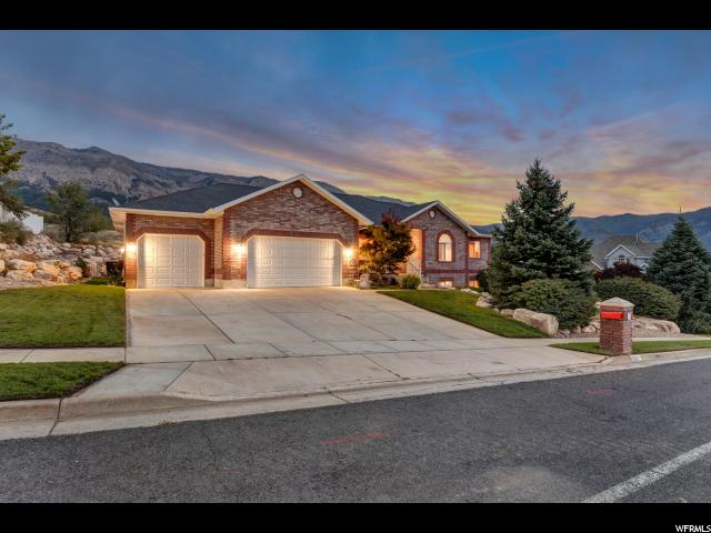 3682 N LAKEVIEW DR, North Ogden UT 84414
