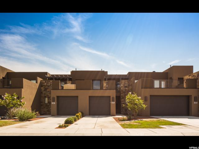 Townhouse for Sale at 1671 W CALEDONIA DUNES Drive St. George, Utah 84770 United States
