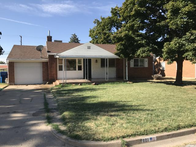 601 E BEN LOMOND AVE, South Ogden UT 84403