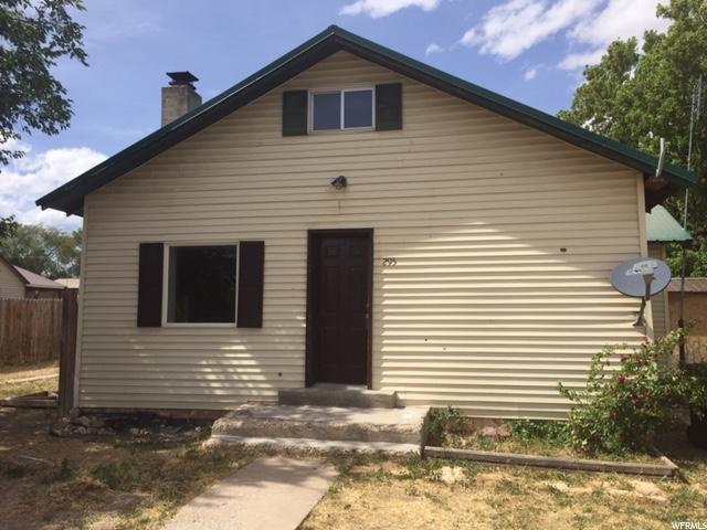 295 E 500 Vernal, UT 84078 - MLS #: 1481161