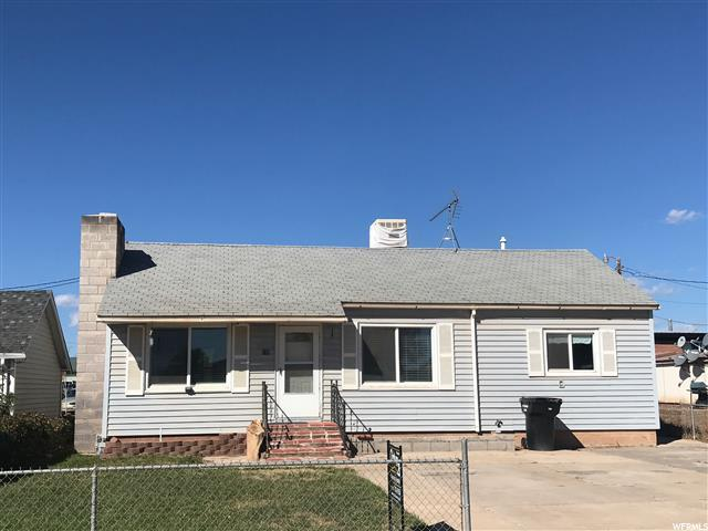 Single Family for Sale at 159 N 100 W 159 N 100 W Roosevelt, Utah 84066 United States