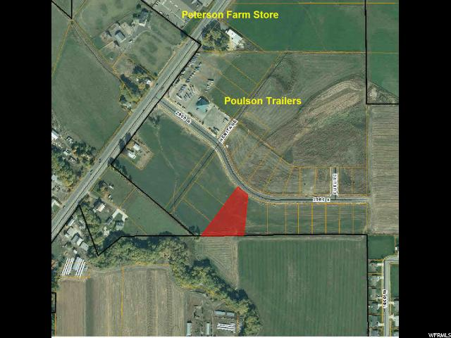 Land for Sale at 1762 W 2900 S 1762 W 2900 S Nibley, Utah 84321 United States