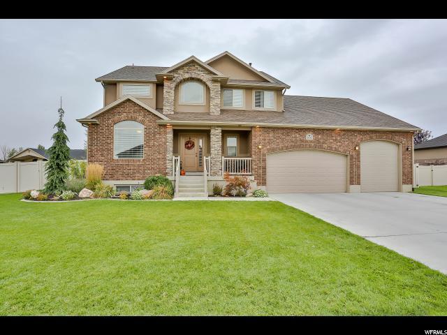 Single Family للـ Sale في 2932 W 960 N 2932 W 960 N Clinton, Utah 84015 United States
