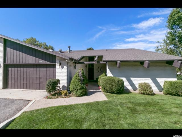 Twin Home for Sale at 2420 S WILSHIRE Drive 2420 S WILSHIRE Drive Salt Lake City, Utah 84109 United States