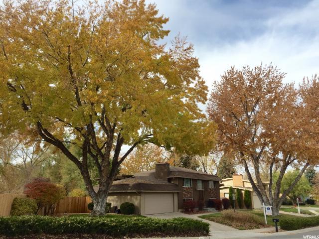 Single Family for Sale at 6554 S VINECREST Drive 6554 S VINECREST Drive Salt Lake City, Utah 84121 United States