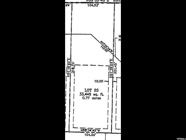 土地,用地 为 销售 在 1151 W 130 S 1151 W 130 S Logan, 犹他州 84321 美国