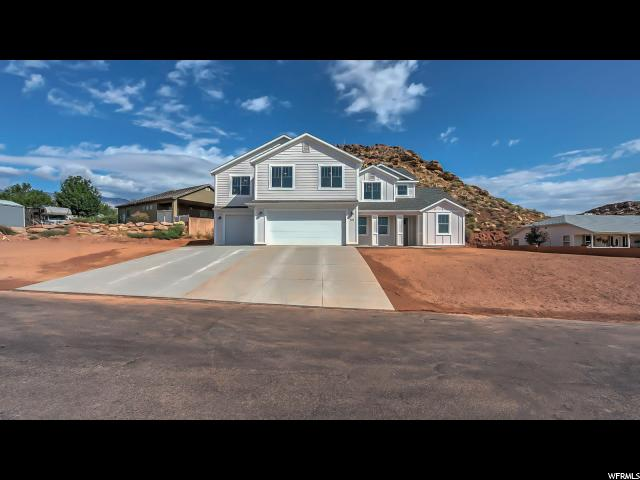 Single Family for Sale at 55 E ROUNDY MOUNTAIN Road Leeds, Utah 84746 United States