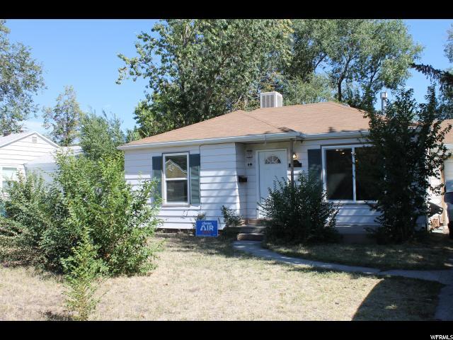Salt Lake City Bungalow/Cottage built 1948