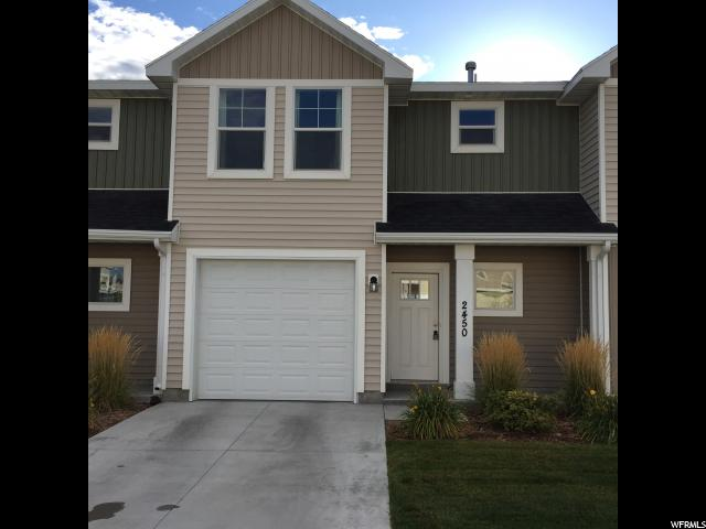 Townhouse for Sale at 2450 S 1240 W 2450 S 1240 W Nibley, Utah 84321 United States