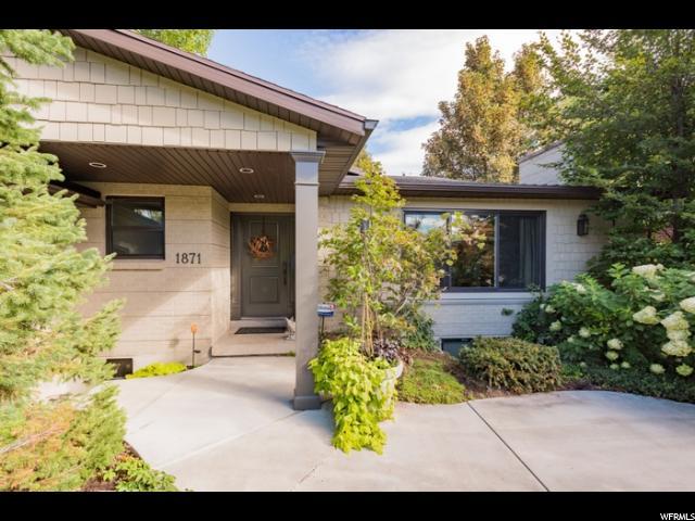 Single Family للـ Sale في 1871 E MILLBROOK Drive 1871 E MILLBROOK Drive Millcreek, Utah 84106 United States