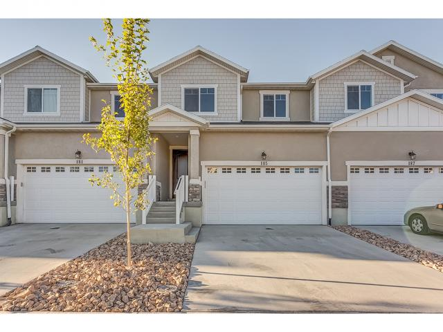 Townhouse for Sale at 185 W WHITEWATER Drive 185 W WHITEWATER Drive Unit: 229 Vineyard, Utah 84058 United States