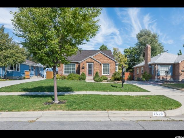 1519 E WESTMINSTER, Salt Lake City UT 84105