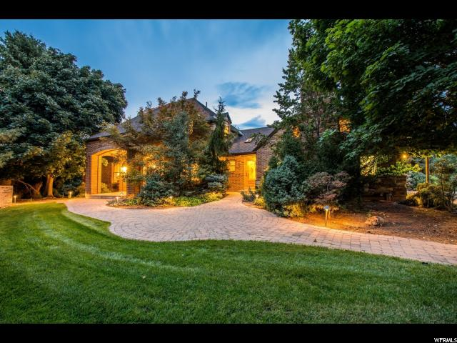 Single Family for Sale at 1067 WESTFIELD Road 1067 WESTFIELD Road Alpine, Utah 84004 United States