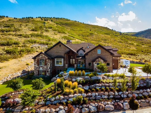Single Family for Sale at 5399 W SAFARI CLUB Court 5399 W SAFARI CLUB Court Herriman, Utah 84096 United States