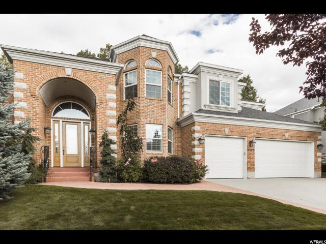 6599 S JULIET WAY, Cottonwood Heights UT 84121