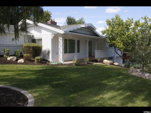 Single Family for Sale at 5149 S BURCH CREEK Drive 5149 S BURCH CREEK Drive South Ogden, Utah 84403 United States