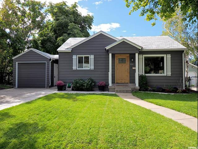 2166 E 2700 S, Salt Lake City UT 84106
