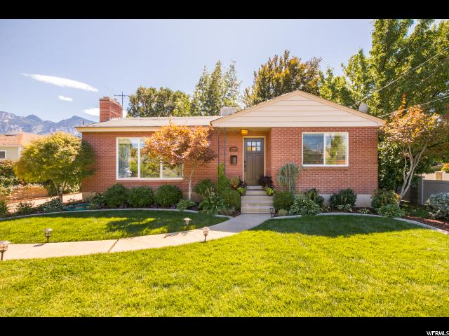 2556 E GREGSON AVE, Salt Lake City UT 84109