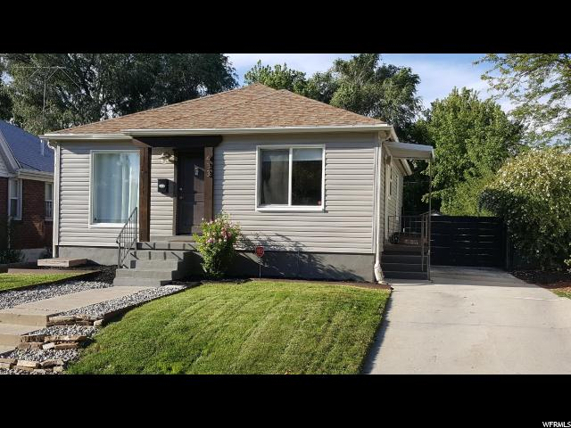 433 E KENSINGTON AVE, Salt Lake City UT 84115
