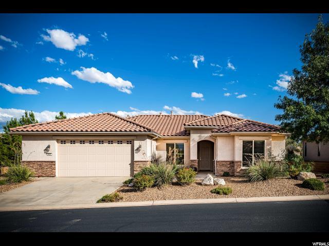 Unique la famille pour l Vente à 4631 S WHISPER POINT Drive 4631 S WHISPER POINT Drive St. George, Utah 84790 États-Unis