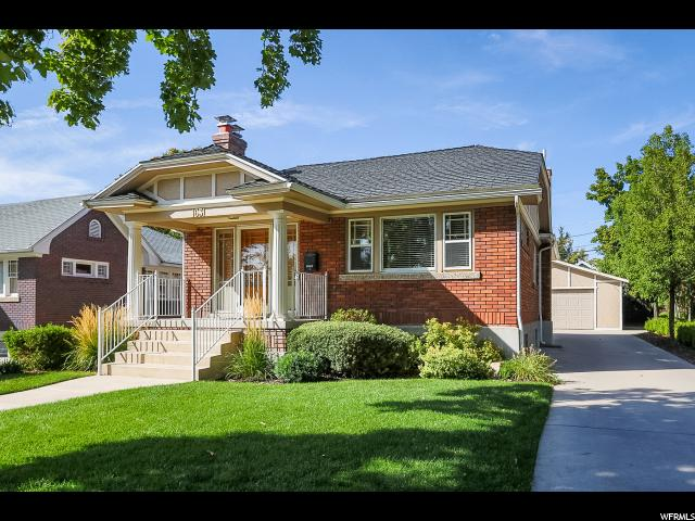 1631 E HARVARD AVE, Salt Lake City UT 84105