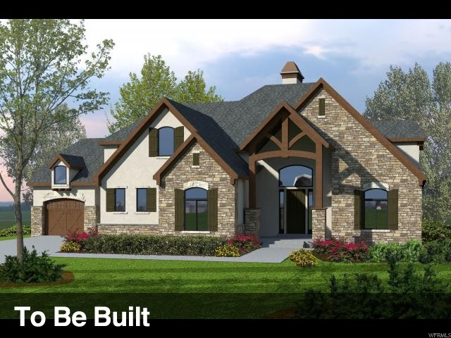 5371 N MEADOWLARK LN Unit LOT 8 Lehi, UT 84043 - MLS #: 1482159
