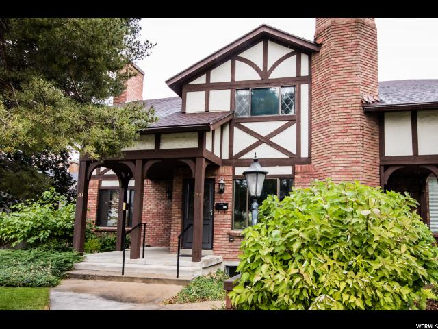Condominium for Sale at 363 BOULEVARD Logan, Utah 84321 United States
