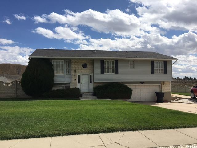 单亲家庭 为 销售 在 1110 N 300 E 1110 N 300 E Price, 犹他州 84501 美国