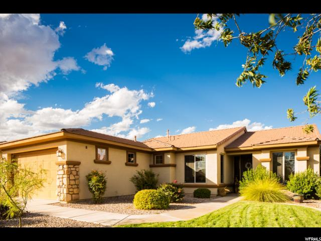 MLS #1482206 for sale - listed by Bob Richards, Keller Williams Realty St George (Success)