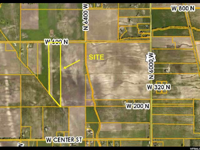 Land for Sale at 6500 W 600 N 6500 W 600 N Petersboro, Utah 84325 United States
