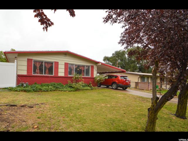 Single Family للـ Sale في 189 W 1125 N 189 W 1125 N Sunset, Utah 84015 United States