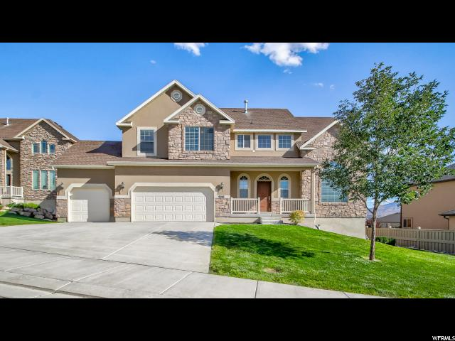 9018 N CLUBHOUSE LN, Eagle Mountain UT 84005