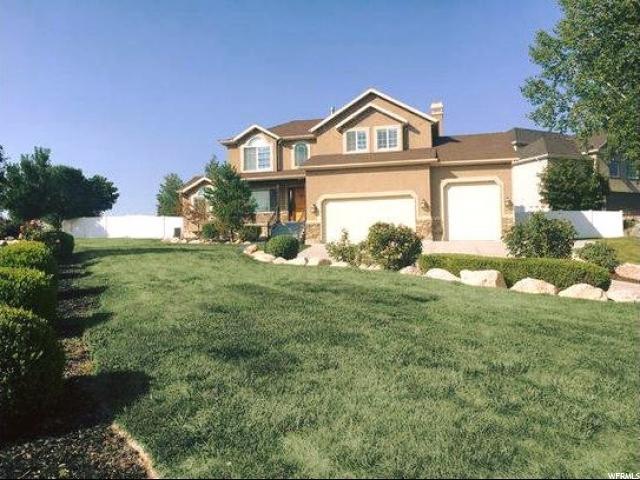 Unique la famille pour l Vente à 818 W ALAN POINT Circle 818 W ALAN POINT Circle Draper, Utah 84020 États-Unis